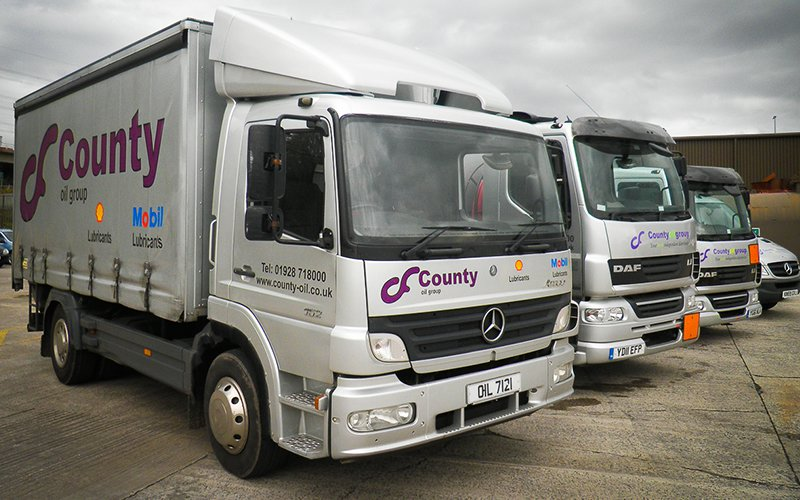 We have a fleet of dedicated vehicles that can ensure your product is delivered professionally and efficiently.